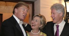 They have known eachother for years. They are all familiar friends. The mudslinging is for the media cameras folks. Don't believe the hype. The only way to get a real chance of actual change is to vote outside of the republican and democrat boxes on your ballot. Be independent and vote Libertarian. Otherwise the establishment stays and the status quo remains the same.