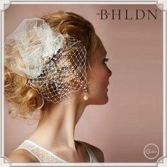 """BHLDN(ビーホールディン) ブライダルアクセサリー [BHLDN]ヘッドピース """"Colette Comb"""""""