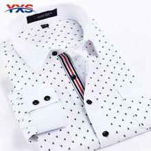 YXS39 New 2015 New Men'S Business Casual Long-Sleeved Dress Shirts Tuxedo Shirts For Men Men Shirt Factory Direct Brand Shirts(China (Mainland))