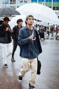Belted — Men's Street Style Street Wear, Men Street, Look Man, Skate Style, Street Style Blog, Mens Fashion Blog, Fashion Trends, Denim Jacket Men, Cool Street Fashion