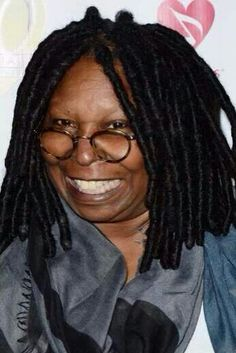 Whoopi Goldberg, Actress and Activist!