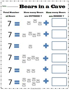 emergent numeracy worksheets  Google Search  Numeracy Ideas