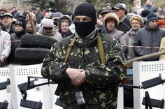 Soviet Special Forces | Special Forces Engage Pro-Russian Gunmen In Eastern Crimea