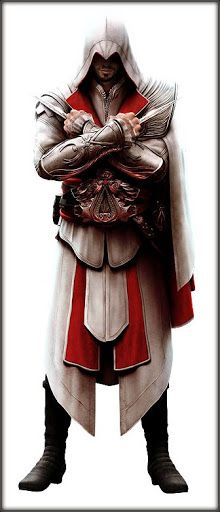 [ Ezio Auditore - Indumentaria ] en el foro Gamers Assassins Creed - 2011-08-01 11:17:44 - 3DJuegos