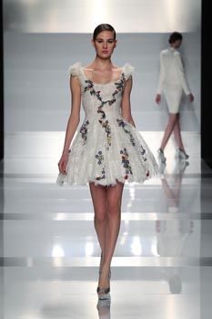 TONY WARD -Haute Couture Spring Summer 2013