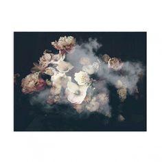 Blossom Cloud Leinwand - XL | Hoxton Art House