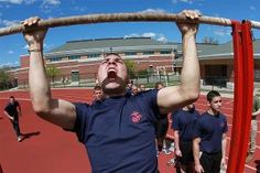 Marine Corps workouts