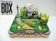Toon Link Custom Nintendo 64 Console by CreativeBoxGaming. on Toon Link Custom Nintendo 64 Console by CreativeBoxGaming… on Super Nintendo, Nintendo N64, Nintendo Consoles, Nintendo Switch, Yoshi, Geek Mode, Custom Consoles, Creative Box, Gameroom Ideas