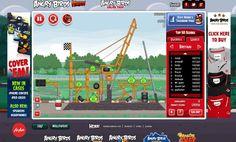 Angry Birds Heikki, una versión de los pájaros furiosos inspirada en la F1 para jugar online