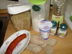 Sviatočná šošovicová polievka (fotorecept) - obrázok 1 Dairy, Cheese, Food, Meal, Essen, Hoods, Meals, Eten
