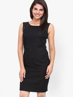 """959d3c023f5 84 fashion products from Apoorva Narayan s board """"LBDs - The life savers!""""  on. Life SaversBody ShapesWhat To WearBodycon ..."""