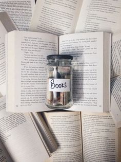 "word-tea: "" Always saving for books. """