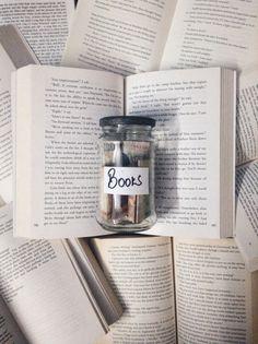 word-tea:  Always saving for books.  My blog posts