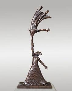 Sergio Bustamante, Balance and Sanity Bronze