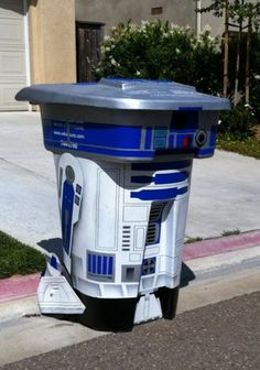 This will be our trash can once we own a home!