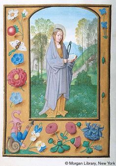 Book of Hours, MS M.399 fol.332v - Images from Medieval and Renaissance Manuscripts - The Morgan Library & Museum