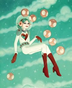 """""""Spring!"""" Group Show Features New Works by Harma Heikens, Ray Caesar, Tara McPherson, and More 