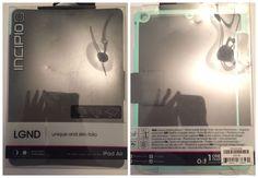 New Incipio LGBD Unique Slim Folio Gray Mint iPad Air Case Sleep Wake Compatible | eBay