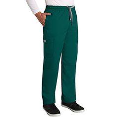 Grey's Anatomy Men's 6 Pocket Cargo Pant #nursestyle #hospitalstyle #greysanatomy #scrubs