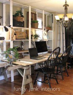 The pallet desk project - Part 6, the BIG reveal!