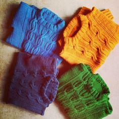 Fingerless Gloves, Arm Warmers, Knitwear, Winter Hats, Fashion, Fingerless Mitts, Moda, Fingerless Mittens, Tricot