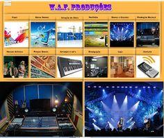 wafproducoes.com.br: GANHE DINHEIRO COM SEU SITE! O QUÊ? VOCÊ AINDA NÃ...