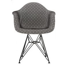Replica Eames Fabric Arm Chair