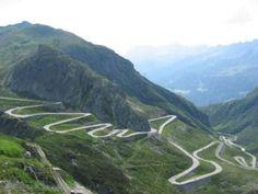 Stelvio Pass, Italy. Heaven on earth.