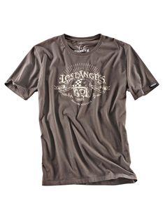 Rokker Herren T-Shirt Lost Angels