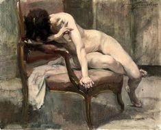 Jean Leon Henri Gouweloos (1865 – 1943, Belgian)