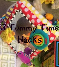 Hint Mama shares three tips for a happier – and cheaper – tummy time.