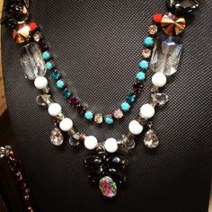 MILTON-FIRENZE NECKLACE