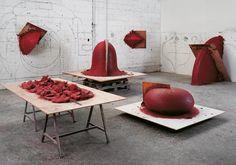Anish Kapoor, Studio.