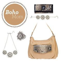 For Mother's Day this year surprise your Boho Mom with this beautiful and earthy Grace Adele look! http://kslater.graceadele.us