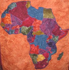 African Themed Quilts On Pinterest African Quilts