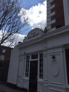 fourfancy Magazine: Pub a Primrose Hill, London
