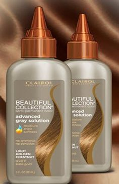 Clairol Professional Beautiful Collection Advanced Gray Solution Semi-Permanent Color
