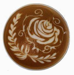 2015 World Latte Art Championship in Gothenburg, Sweden.