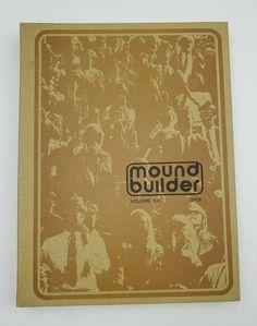 YEARBOOK 1969 MOUNDBUILDER Vol 58 SouthWestern College Winfield KANSAS Winfield Kansas, Southwestern College, Yearbooks, College Campus, Ebay