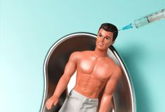 """Cosmetic surgery among men is becoming an unspoken norm.  From """"Brotox"""" and injectable fillers to Board Short Tucks and CoolSculpting, men are stepping up their game when it comes to maintaining their appearance. But does the uptick in aesthetic procedures symbolize a new era of access and empowerment"""