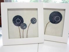 Just Crafty Enough – Iron Craft Challenge – Denim Flower Art Jean Crafts, Denim Crafts, Paper Crafts, Recycled Crafts, Handmade Crafts, Denim Art, Denim Flowers, Make Do And Mend, Denim Ideas