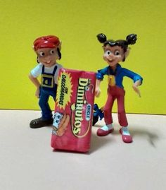 Luigi, Ronald Mcdonald, Mario, Fictional Characters, Chewing Gum, Souvenirs, Fantasy Characters