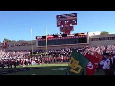 The Masked Rider Aboard Fearless Champion 09-21-2013 Whiteout vs Texas State - YouTube