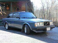1984 Volvo 242 GLT w/ IPD