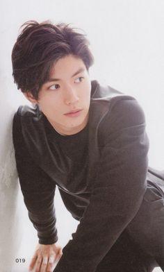 Miura Haruma (Emerson, side character)