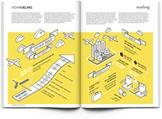 Vueling Infographic