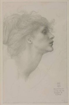 Desiderium | Edward Burne-Jones [1873]