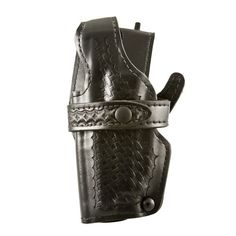 0705 Low-Ride Duty Holster, LH, B/W Black, S&W
