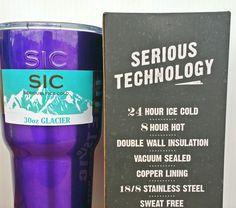 Sic 30oz Powder Coated Tumbler! Best Warranty! Best Tumbler! Yeti Rtic