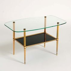 Stylish side table from DC member Blanchard